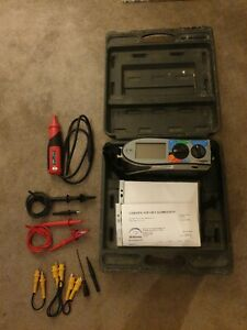 Megger 1553 Multifunction Tester... Calibrated 12 months