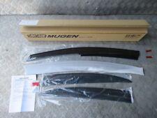 NEW JDM Mugen Window Visors For Honda Type-R Civic Sedan FD2 FD1 FD3 FA1
