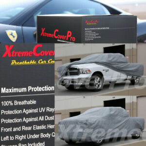 2010 2011 2012 Ram 1500 Crew Cab 5.5ft Bed Breathable Truck Cover