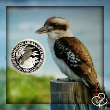 2015 1/2 oz AUTHENTIC Australian Kookaburra Silver Proof Coin - 25th Anniversary