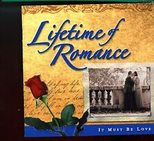 Time Life - Lifetime Of Romance / It Must Be Love - 2CD - MINT