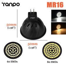5x 10x LED Spotlight  MR16 GU10 Light Bulbs 5W 7W 2835 SMD 110V 220V Lamp Bright