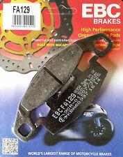 Ebc/fa129 Pastillas De Freno (trasera) - Kawasaki zzr400, Zzr600, gpx600, Zephyr, Zzr1100