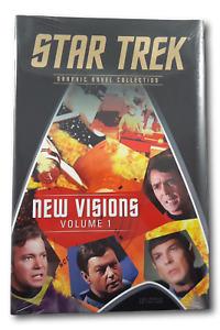 Eaglemoss Star Trek Graphic Novel Collection New Visions Volume 1 Upsell 01
