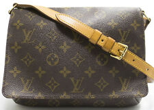 Louis Vuitton Musette Tango Schultertasche Shoulder Bag Tasche Short Strap USED