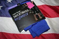 Blue Star Clothing Blue Capri Leggings Sz Jr Lar/X-Lar: slim/skinny/casual #4584
