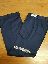 "N-1 true vintage seafarer dungaree wide cuff  Navy pants 27×34 12""  cuff"