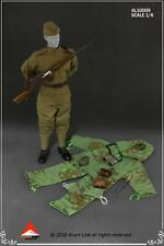 Alert Line 1/6 Scale WWII Ratio Soviet Sniper Male Clothes Figure Accessories