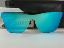 New Super Retrosuperfuture 22N Tuttolente Classic Azure Sunglasses Size 58mm
