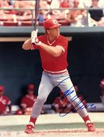 Joe Oliver Autographed 8x10 Baseball Photo