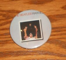 """The Beatles Button 80s Pin 2 1/4"""""""