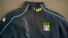 Boys XXL Black Manchester City Track Top