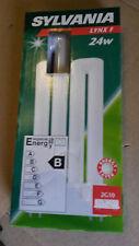 Sylvania Lynx-F 24W  4 pin energy saving light bulbs