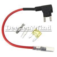 ACS Add A Circuit Piggy Back Pluggable Standard Blade Tap Mini Fuse Holder 12V