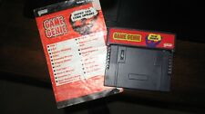 Game Genie Galoob 7353 Super Nintendo Game System with Code Book  EUC
