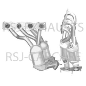 BM91766H Catalytic Converter BMW 320i 2.0i (E93; N43 engine; LHD only) 6/06- (ma