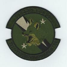 "737th EXPEDITIONARY AIRLIFT SQUADRON ""DESERT FOXES"" !!THEIR LATEST!! sub patch"