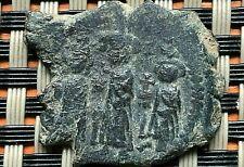 """Hearclius, Heraclius Constantine And Martina 610-641Ad Ae Follis Large """"M"""""""