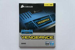 8GB Corsair Vengeance DDR3 Memory 2133MHz CL11 PC3-17000 CMZ8GX3M2A2133C11B