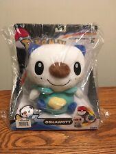 "Tomy Pokemon Oshawott Reversible Poke Ball Plush 7"" 2013 Stuffed Animal"
