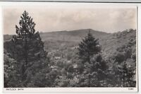 Derbyshire; Matlock Bath RP PPC by Photochrom, 1950 PMK, View From Hills Above
