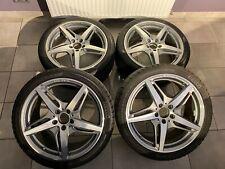 """Mercedes AMG GT S 19"""" Winterradsatz Pirelli C190 X190 A1904010100"""