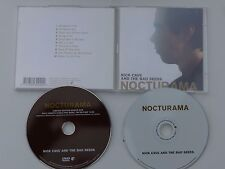 CD ALBUM NICK CAVE AND THE BAD SEEDS nOCTURAMA cdstumm207