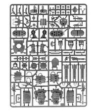 Imperial Knight 5-Weapon Upgrade Sprue   Games Workshop Warhammer 40K