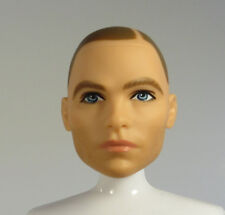 Mattel Wonder Woman Paradise Island Chris Pine Steve Trevor Doll Head