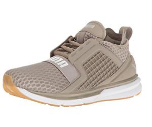 Puma Men's Ignite Limitless Vintage Sneaker Shoe, Khaki