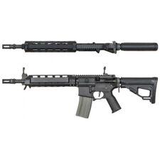 ARES M4 X Amoeba AEG Standard Short Airsoft Rifle - BLACK