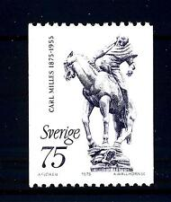 SWEDEN - SVEZIA - 1975 - Centenario della nascita dello scultore Carl Milles