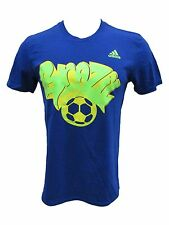 Brazil National Team FIFA Men's Graphic T-Shirt