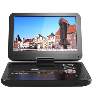 "Sylvania 10.1"" DVD Player Bundle with Bluetooth and Headphones SDVD1035BT"