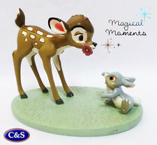 Disney Magical Moments Figurine - Bambi & Thumper - Special Friends DI190