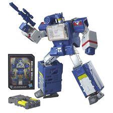 Transformers Generations Titans Return Leader Class SOUNDWAVE Soundblaster