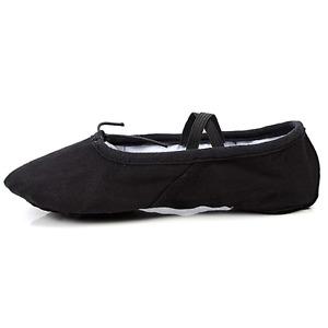 Men  Ballet  Dance Yoga Gymnastics Split-Sole  Canvas Shoes Slipper