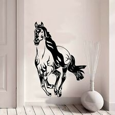 Horse Home Decoration Wall Paper Art viny removable Sticker WS150