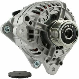 Alternator For Audi TT, TT Quattro 2000-2006 ABO0229-180; 400-24157