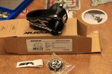 Spank Spike Race Mountain Bike Stem 50mm x 0 Degrees 31.8 Bar Clamp Black