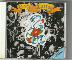 Rose Tattoo - Rock 'n' Roll Outlaw  (1978, Repertoire 1989)