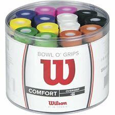 Wilson Tennis Bowl O' Grips Racket Overgrips - Multicoloured (Pack of 50)
