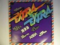 Extra, Extra-Hits Original (AMIGA) Abba, Bee Gees, Hollies, Eric Clapton.. [LP]