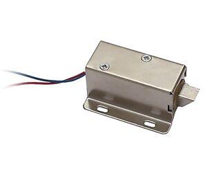 12V Zugmagnet Elektromagnet Türöffner Magnetverriegelung Hubmagnet Riegel