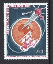 Upper Volta 1966 Ouagadougou Tracking Station SPACE - MNH - Cat £5 - (2)