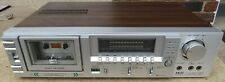 Akai CS-F33R Cassette Tape Deck Stereo Vintage Non Working Parts Repair AS-IS