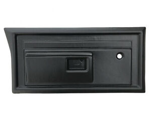 Door Panel Cover - Front Driver's Side fits 1981-1992 Dodge Ramcharger