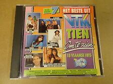 CD VTM / HET BESTE UIT TIEN OM TE ZIEN - VOLUME 7