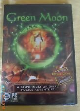 Green Moon PC Game includes Bonus JeweliX Puzzle Adventure, 300 Unique Locations