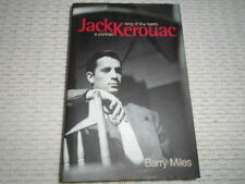 Jack Kerouac: King of the Beats - A Portrait by Barry Miles. HC DJ